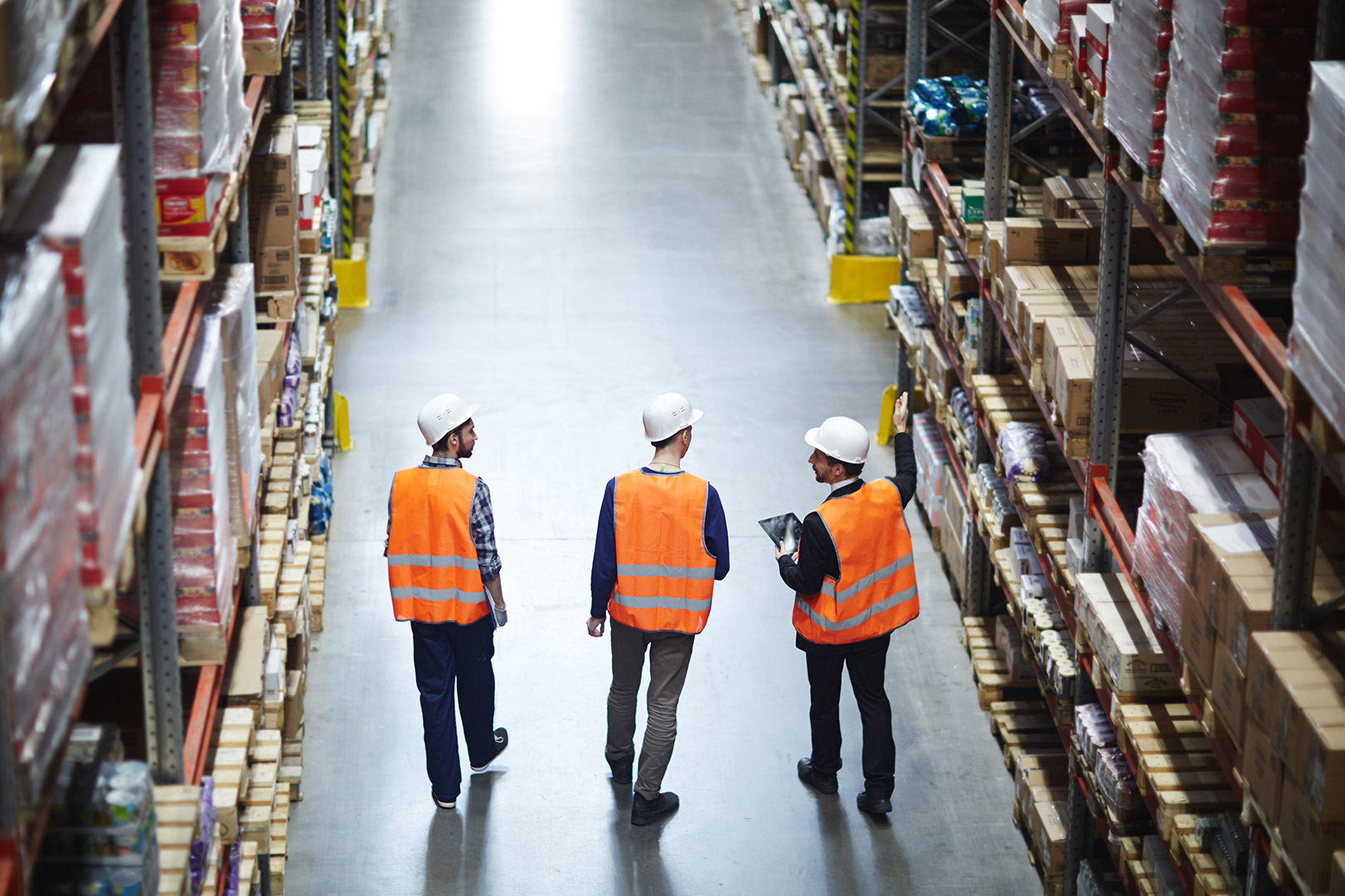 6 Primary Warehouse Processes & How to Optimize Them