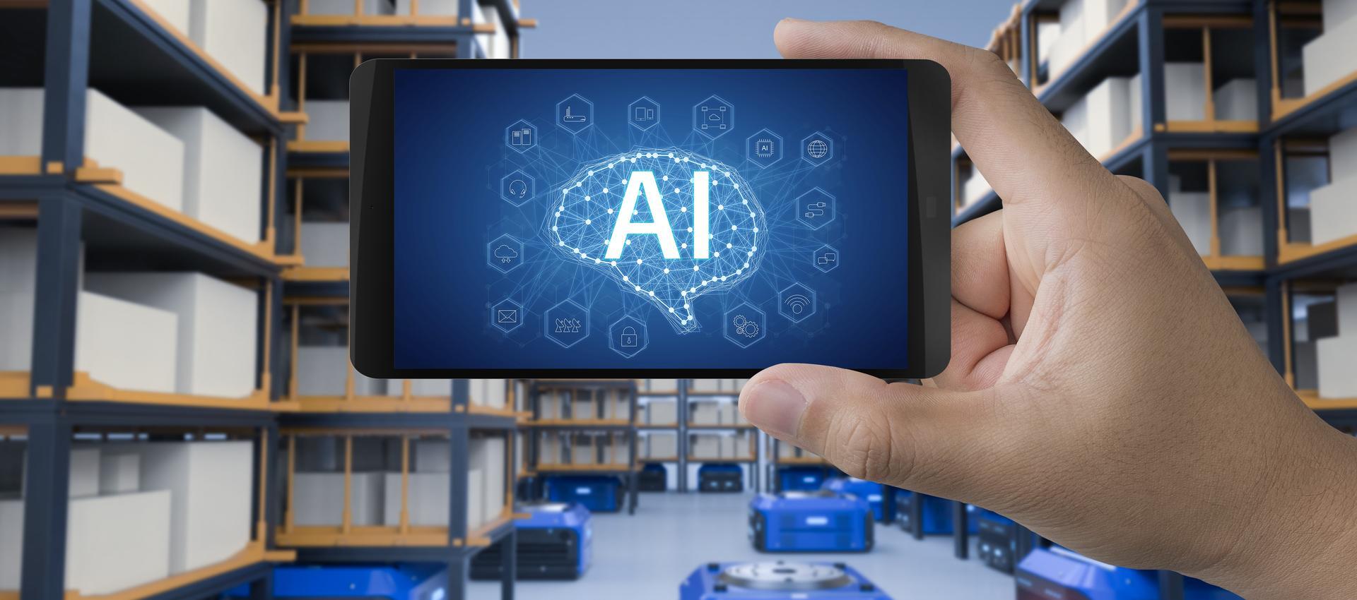 Warehouse Technology: Artificial Intelligence (AI)