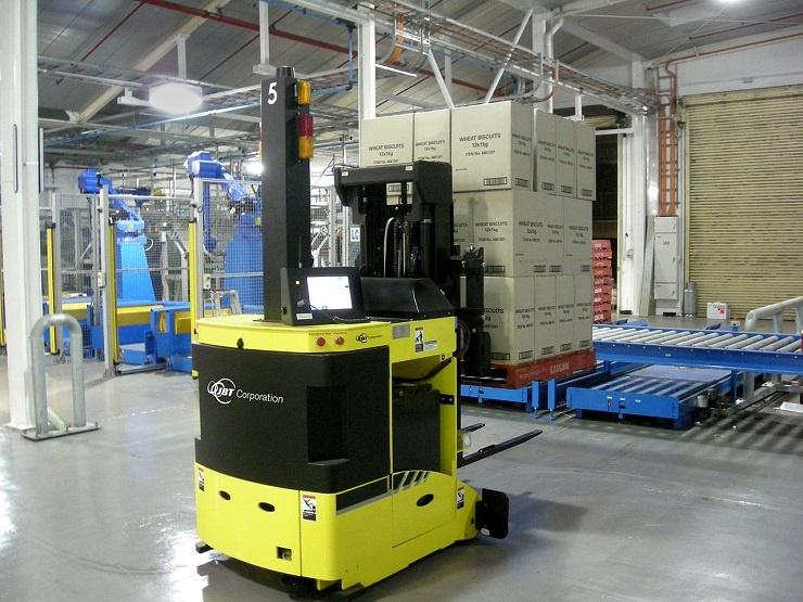 Autonomous Vehicles in Warehouse Management – Is It Time Yet?
