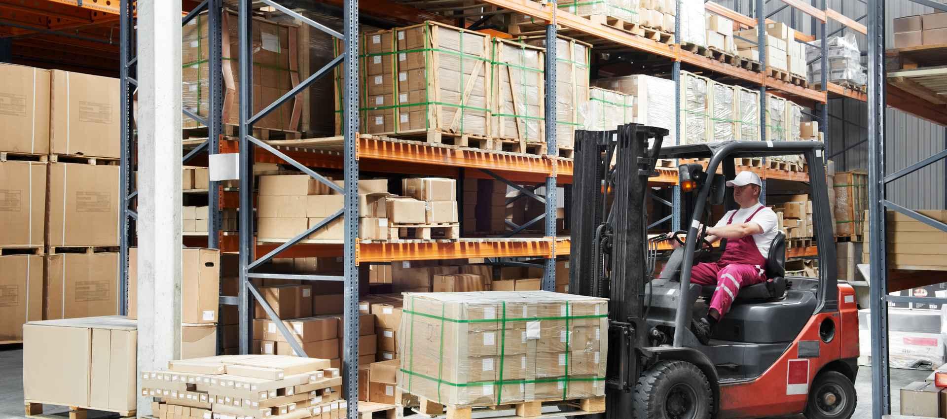 Warehouse Operations: Optimizing the Putaway Process