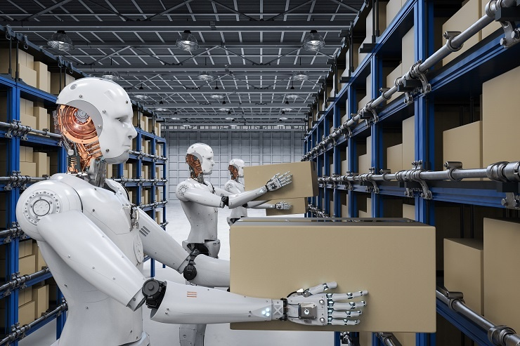 Warehouse Digitalization: The Future of Warehousing