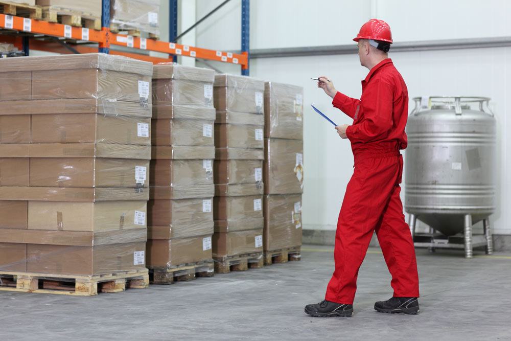 Warehouse Operations: Optimizing the Cycle Counting Process