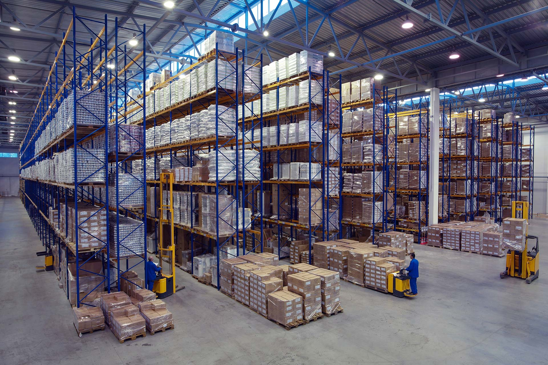 Warehouse Operations: Optimizing the Storage Process