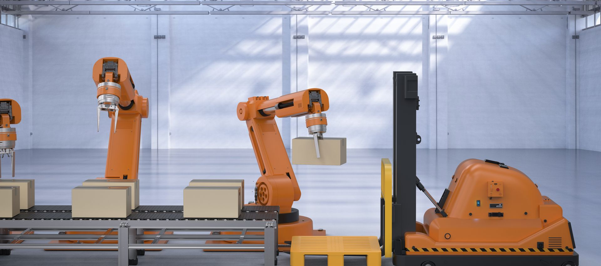 Warehouse Technology: Robotics and Automation