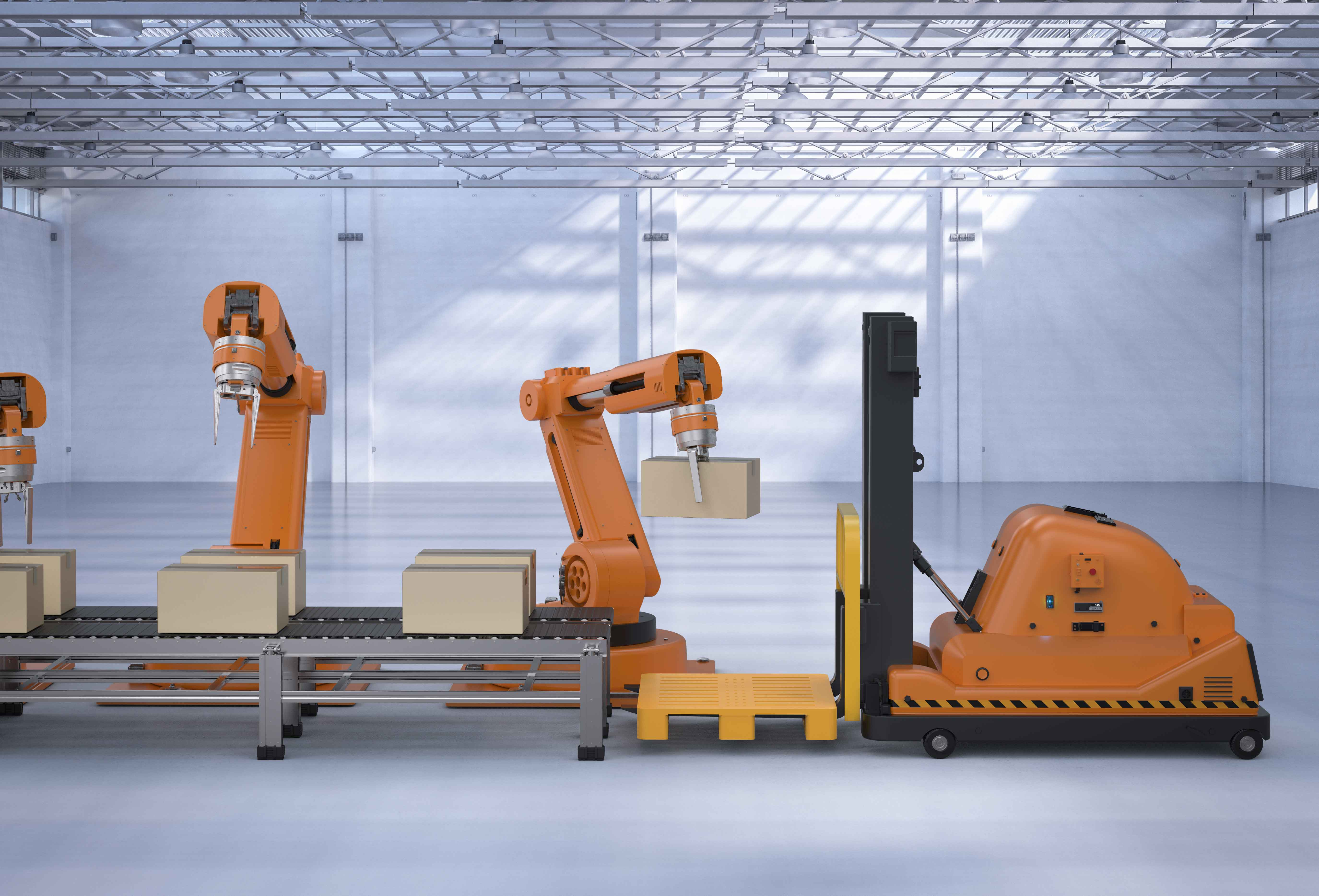 Warehouse Technology: Robotics and Automation