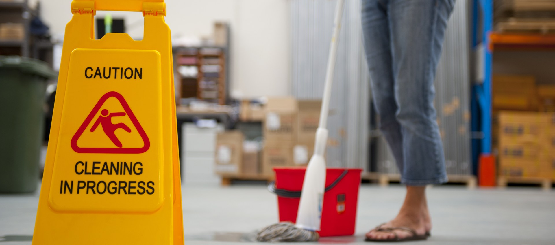 Best Practices to Keep Your Warehouse Clean
