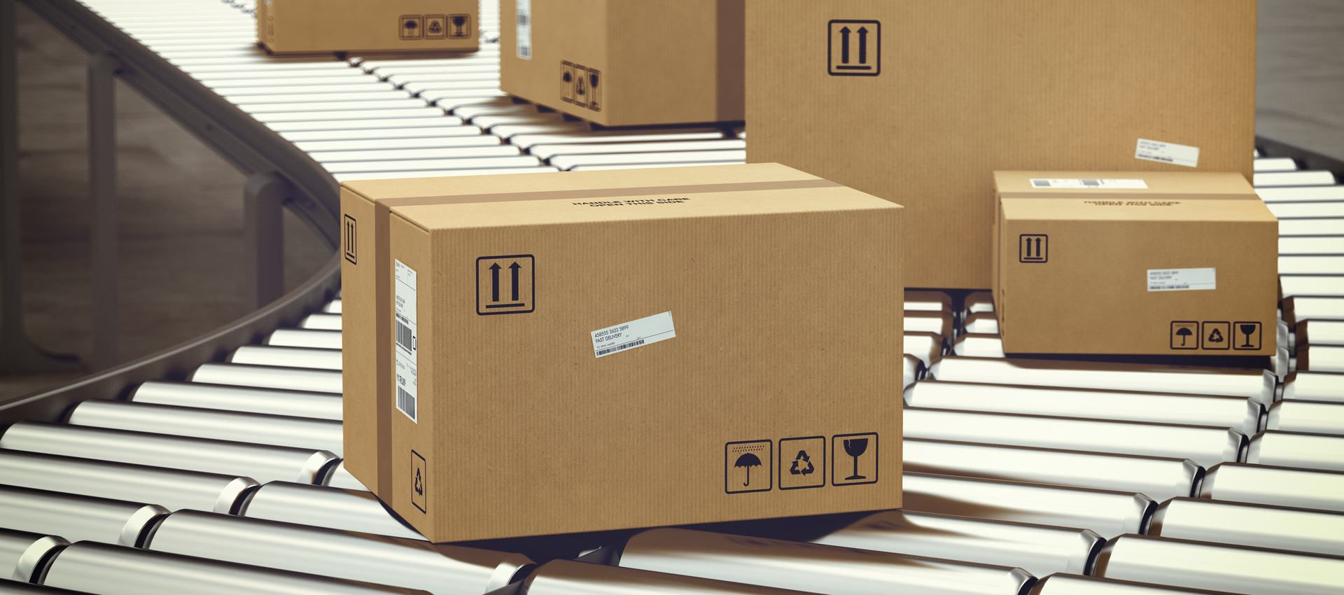 Warehouse Conveyor Systems: Choosing the Right One for Your Facility