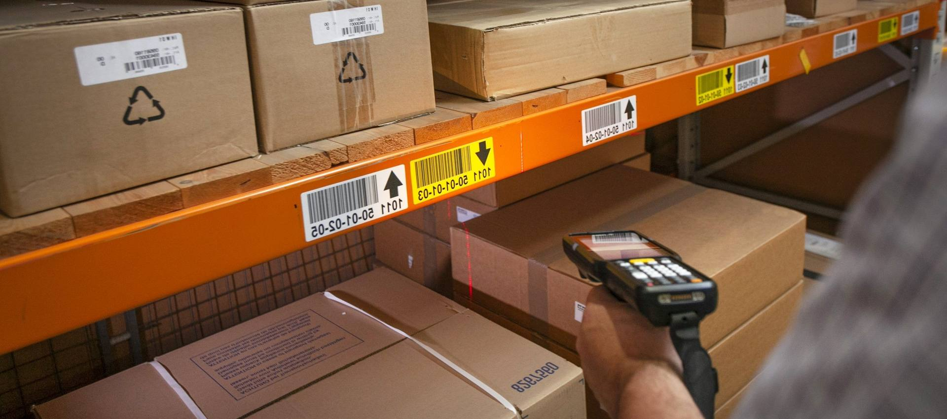 How to Use Warehouse Labels Effectively