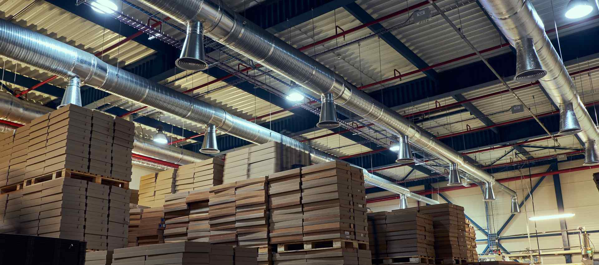 How Warehouse Ventilation Can Increase Productivity
