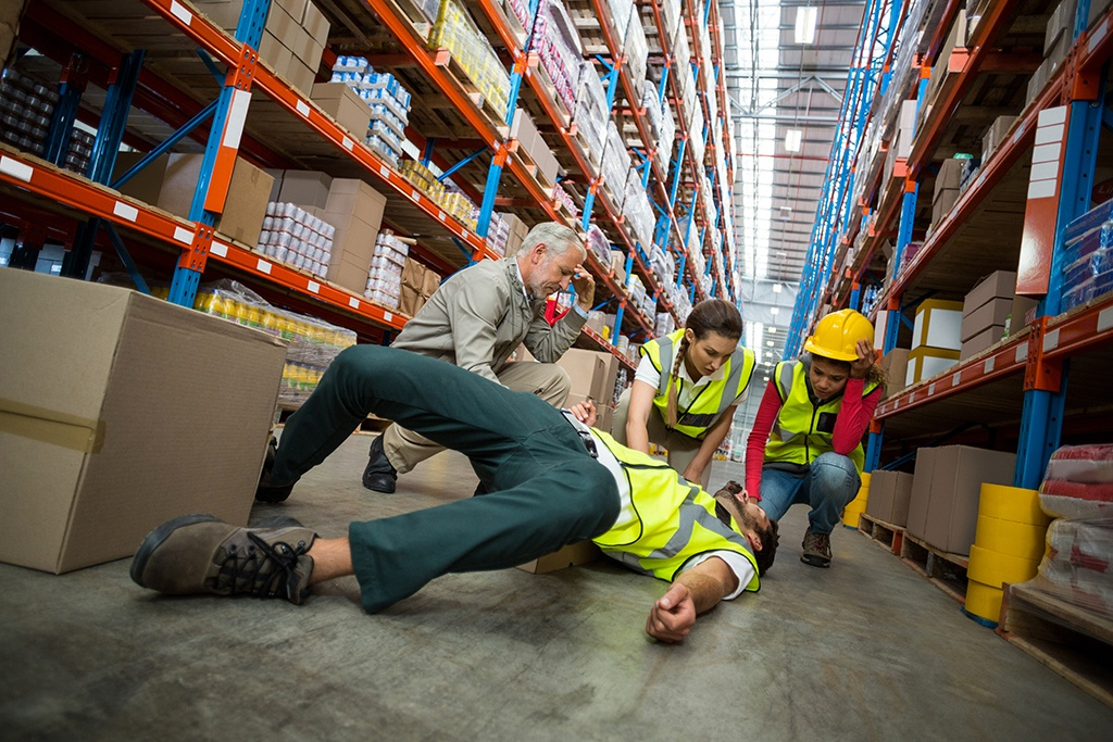 Are You Neglecting Warehouse Safety and Health of Workers?