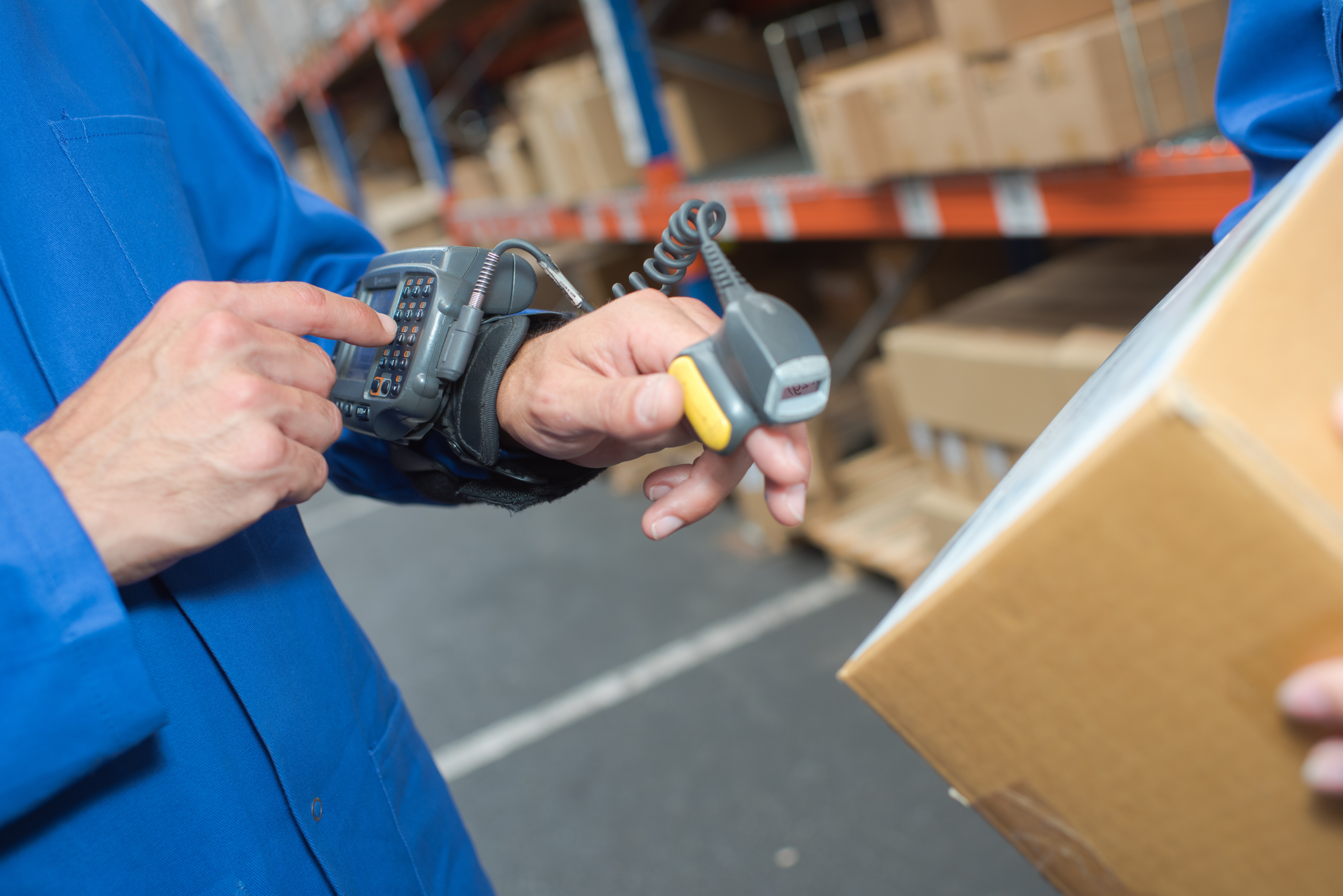 Ready for Mobility Solutions & Wearable Warehouse Technology?
