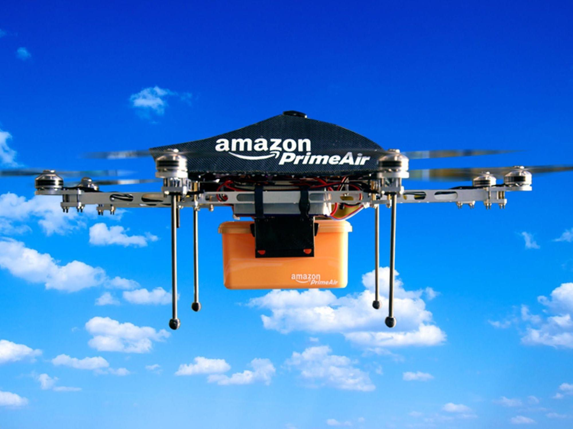 Amazon Prime Air | How Drones Will Affect the Logistics Industry in the Next 5 Years