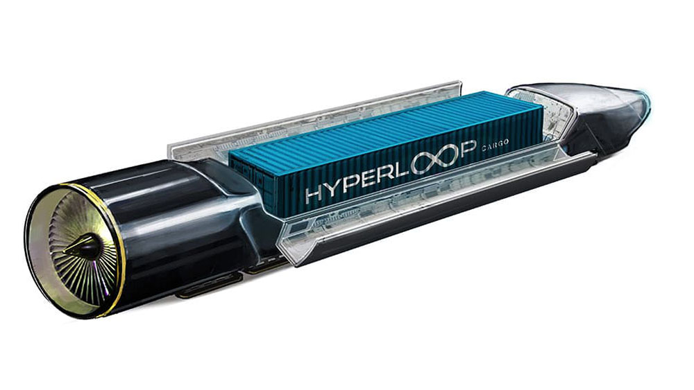 Innovative Logistics Technology & Trends: The Hyperloop
