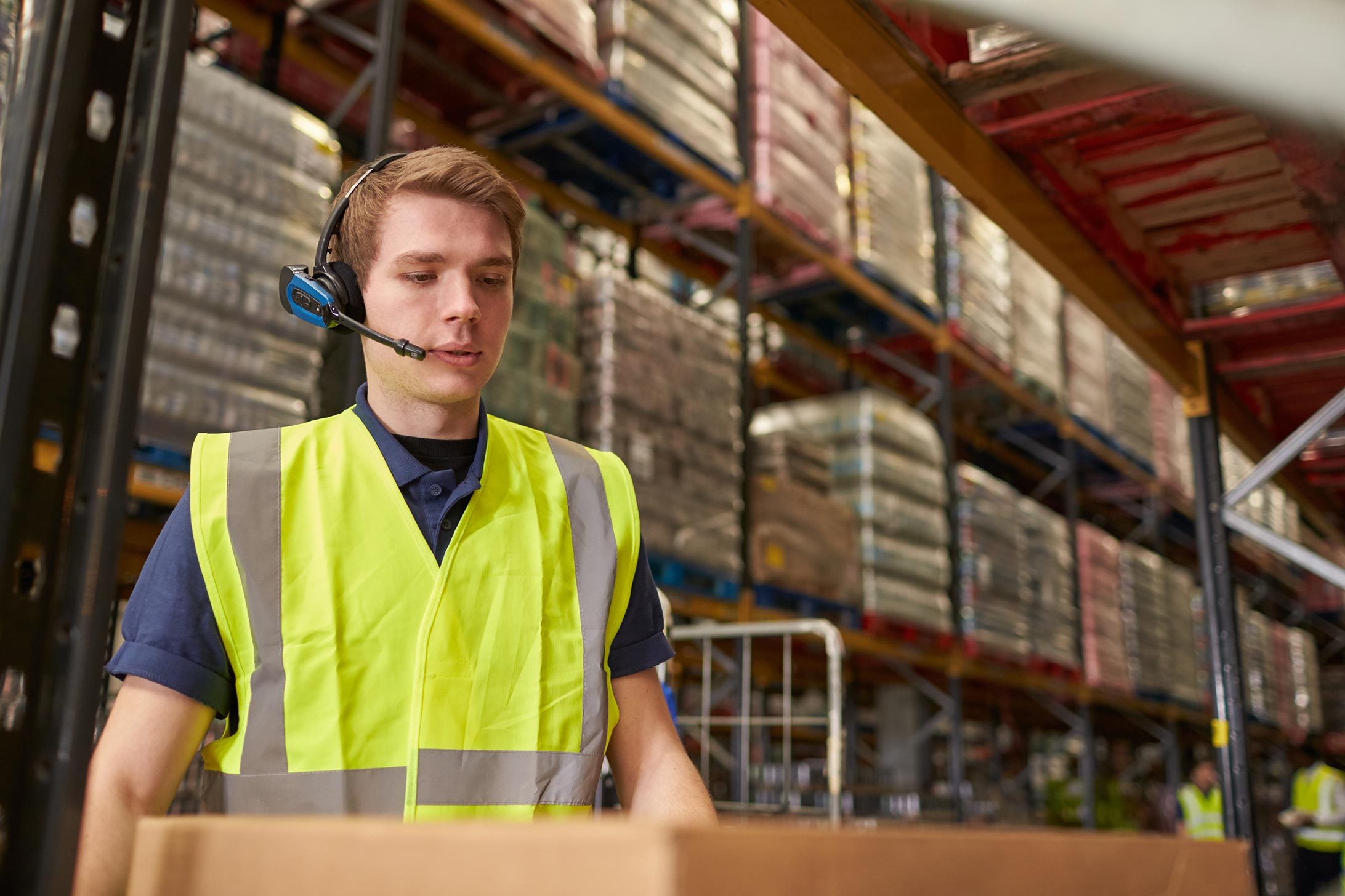 Warehouse Operations: Optimizing the Picking Process