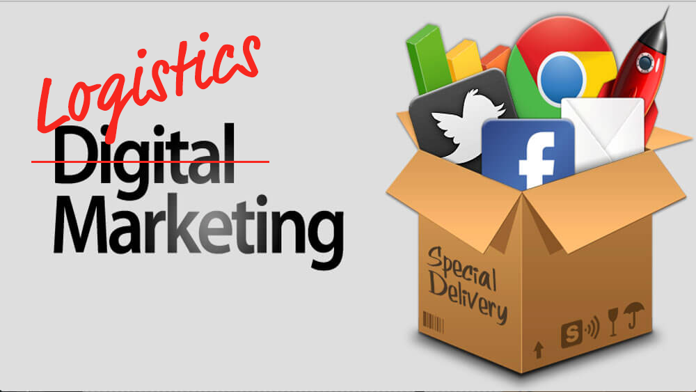 How To Use Digital Marketing in Logistics