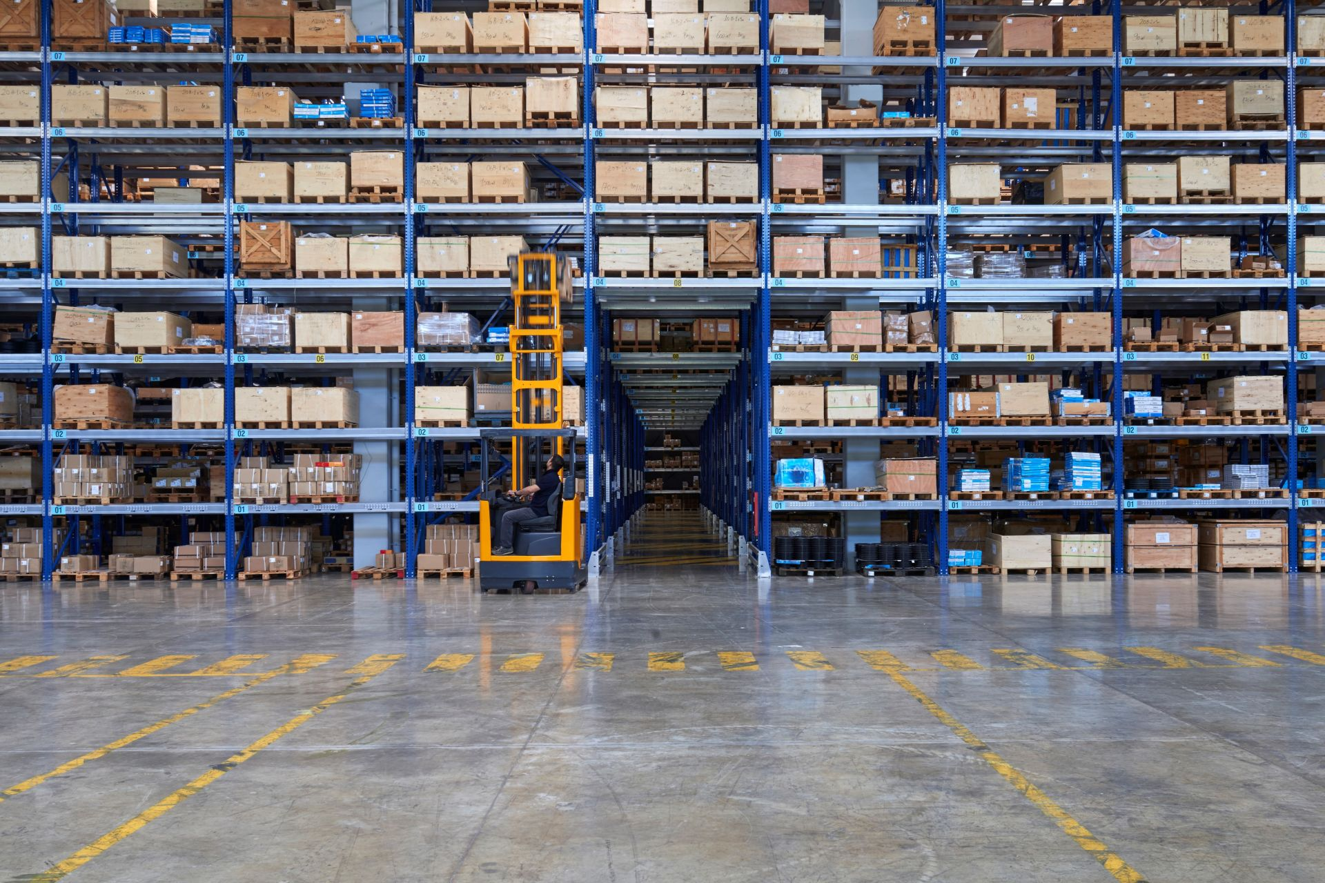 Warehouse Organization Ideas to Help You Increase Efficiency