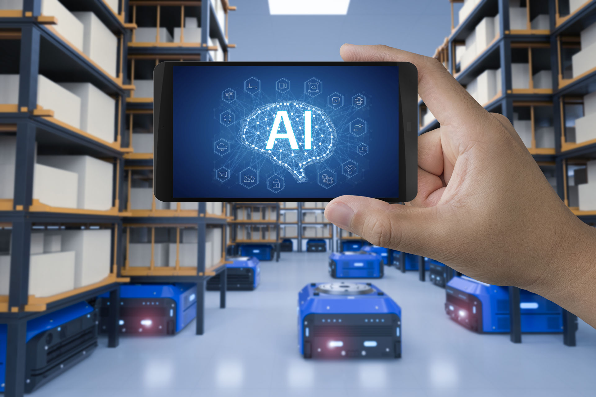 Warehouse Technology: Artificial Intelligence (AI)