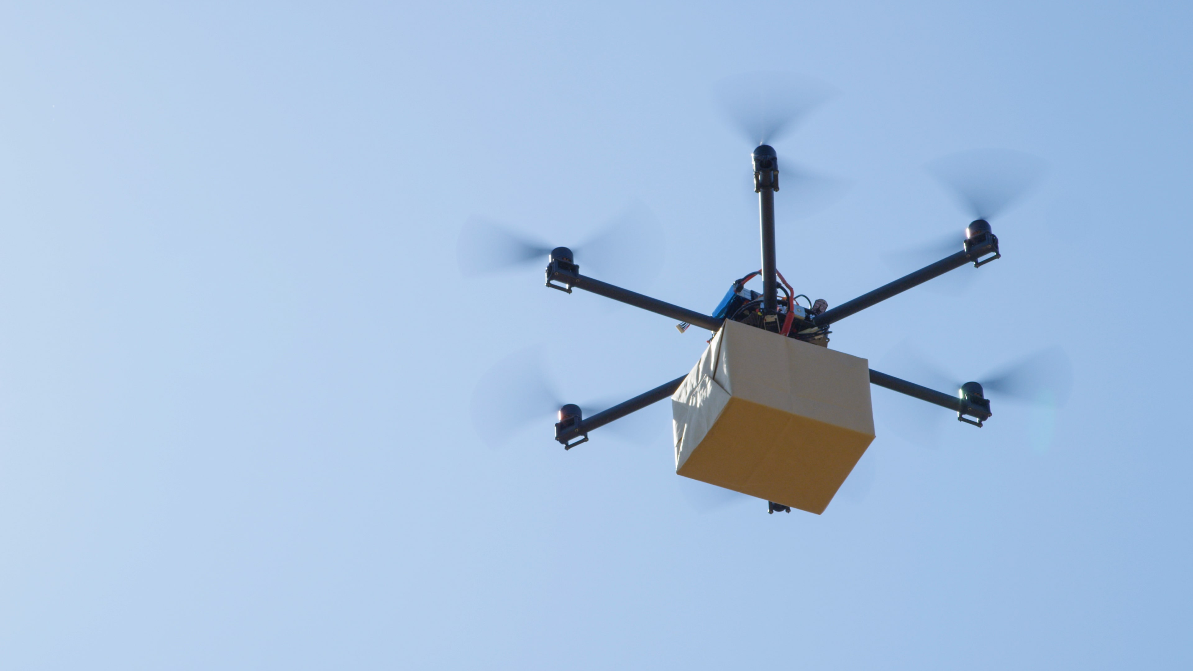 How Drones Will Affect the Logistics Industry in the Next 5 Years