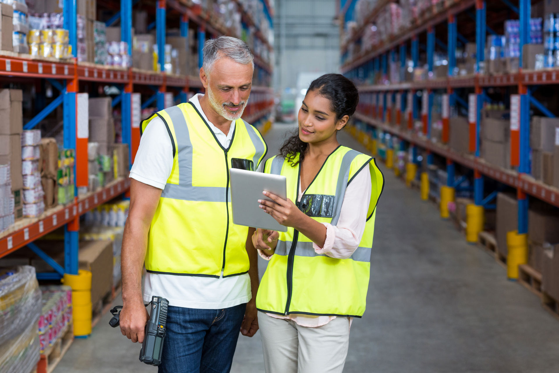 Improve Accuracy With Warehouse Technology