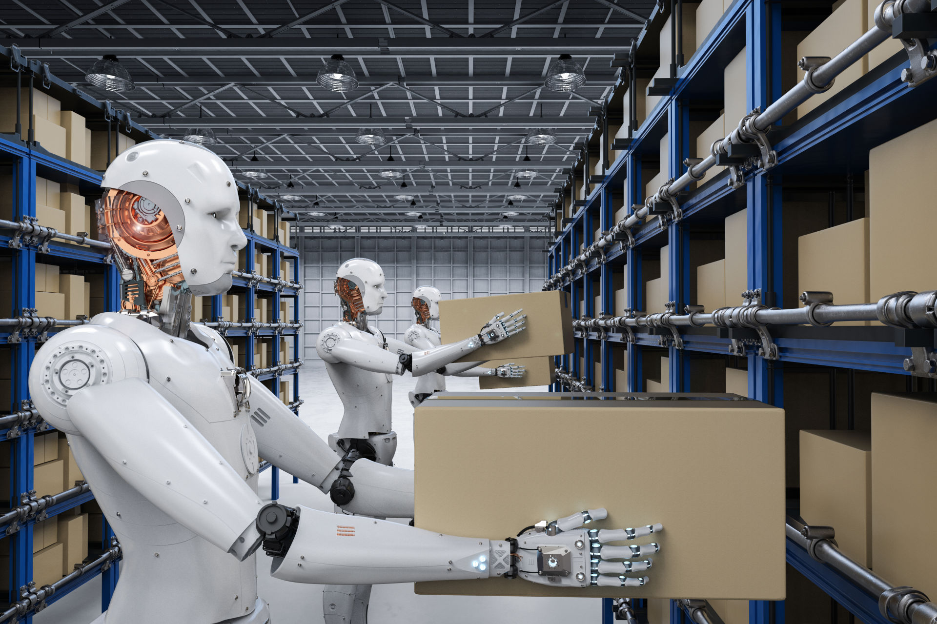 Warehouse Digitalization: The Future of Warehousing