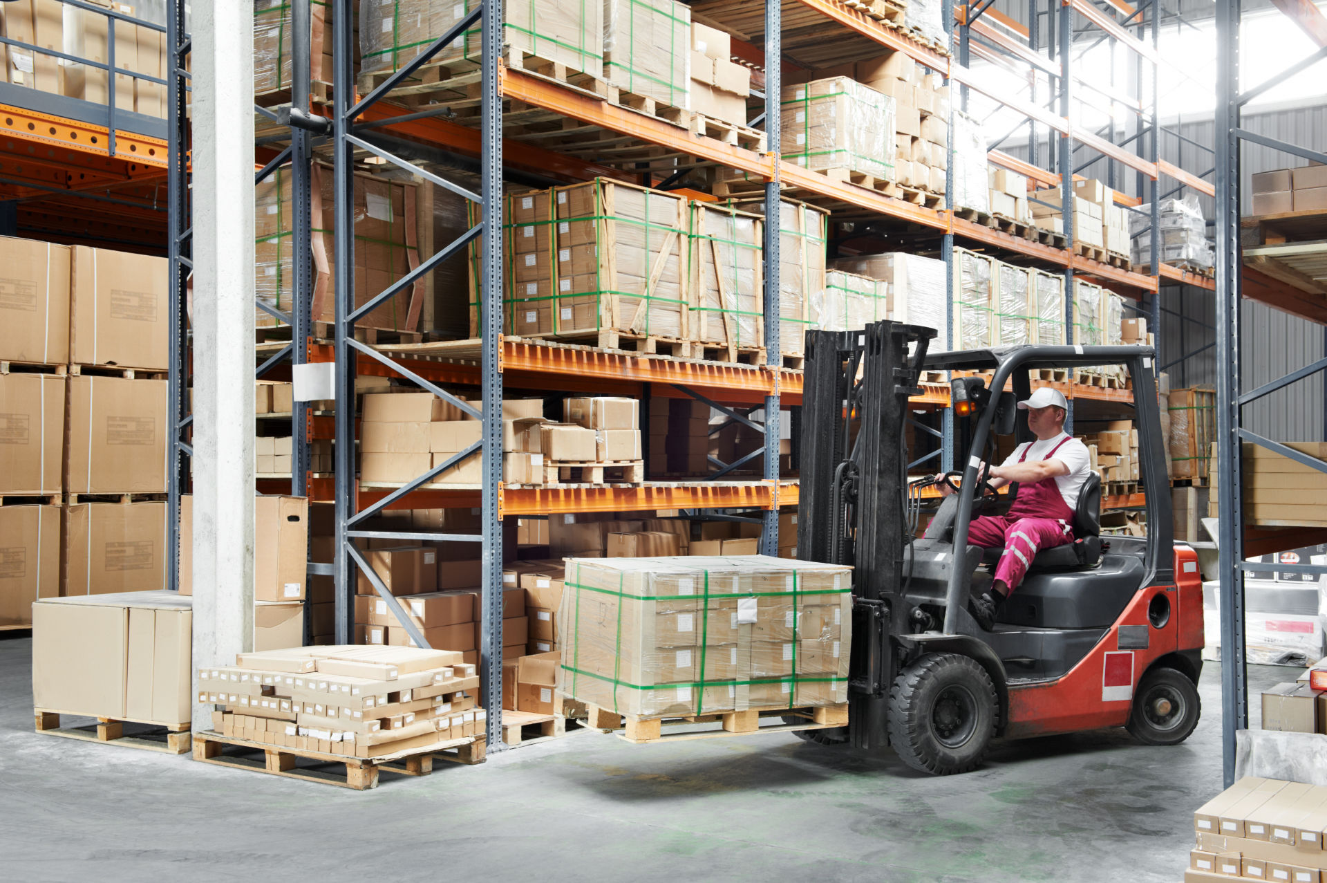 Warehouse Operations: Optimizing the Putaway Process